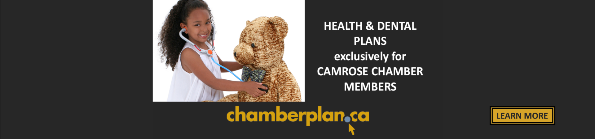 health and dental plans exclusively for camrose chamber members