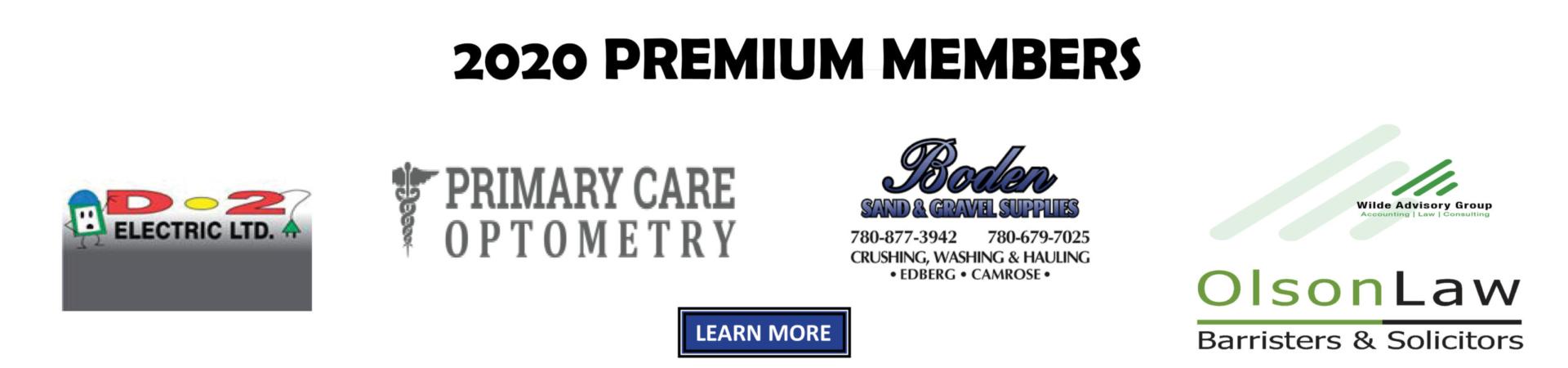 2020 Premium Members